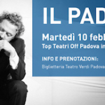 Save the date! TOP Teatri Off Padova in scena al Teatro Verdi