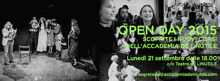 Open Day 2015