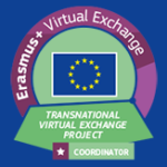 Al Teatro de LiNUTILE l'Open Badge di Erasmus+ Virtual Exchange